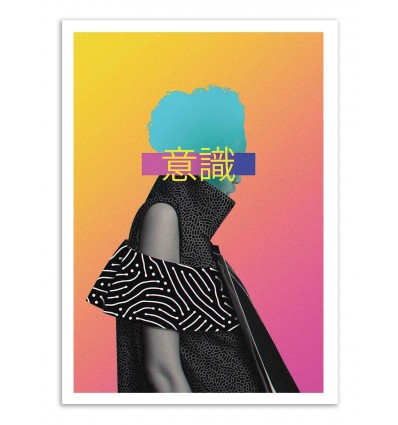 Art-Poster - Conscience - Dorian Legret
