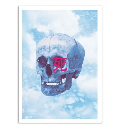 Art-Poster - Mort - Dorian Legret