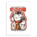 Art-Poster - Catunist - Ilustrata