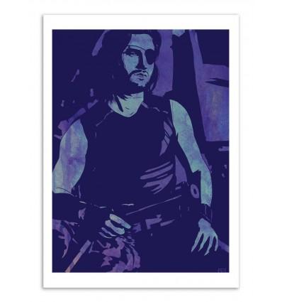 Art-Poster - Plissken - Giuseppe Cristiano