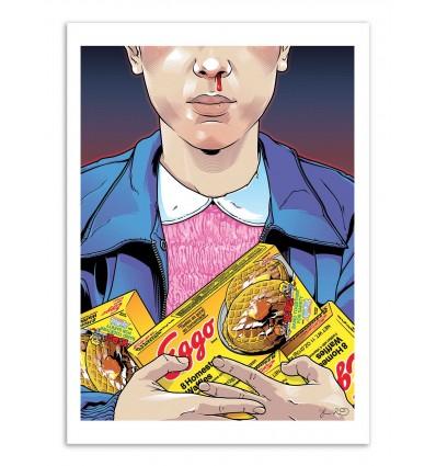 Art-Poster - Eleven - Joshua Budich
