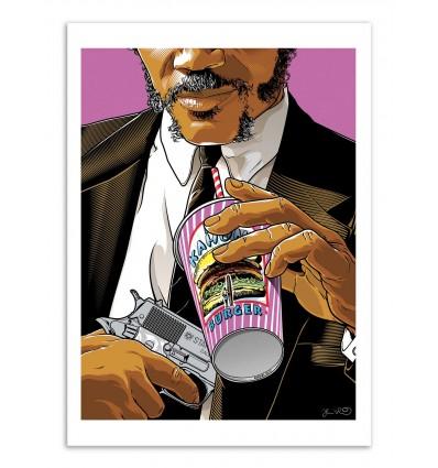 Art-Poster - Jules - Joshua Budich