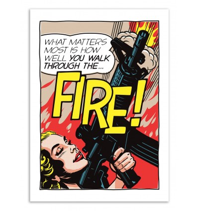 Walk through the fire - Butcher Billy