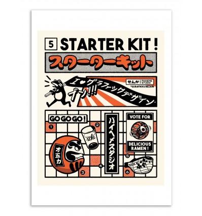 Art-Poster - Starter kit - Paiheme studio