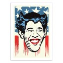 Art-Poster - Yes we joke - Butcher Billy