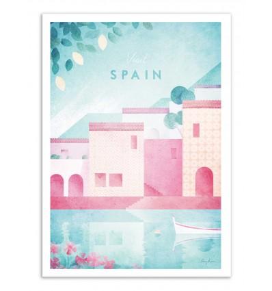 Art-Poster - Visit Spain - Henry Rivers