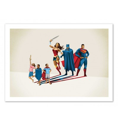 Art-Poster - Trinity - Jason Ratliff