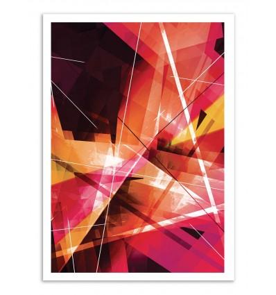 Art-Poster - Eclipse - Ryan Ovsienko
