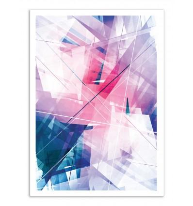 Art-Poster - Enlighten - Ryan Ovsienko