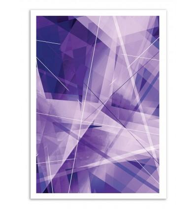 Art-Poster - Fractured - Ryan Ovsienko