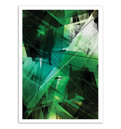 Art-Poster - Jungle - Ryan Ovsienko