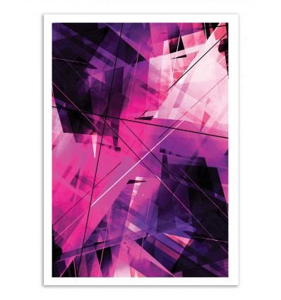 Art-Poster - Rebellious Reflections - Ryan Ovsienko