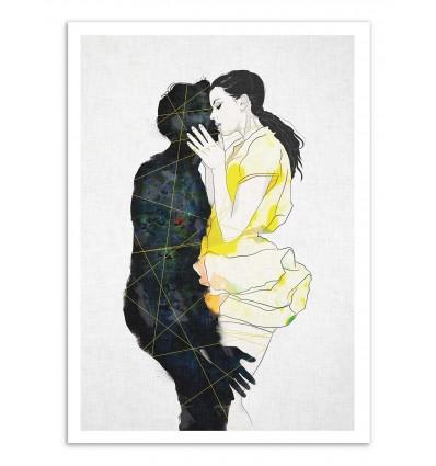 Art-Poster - Kiss - Seventraps