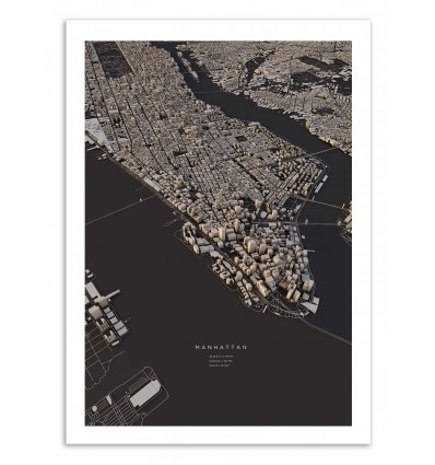 Manhattan Vertical - Luis Dilger