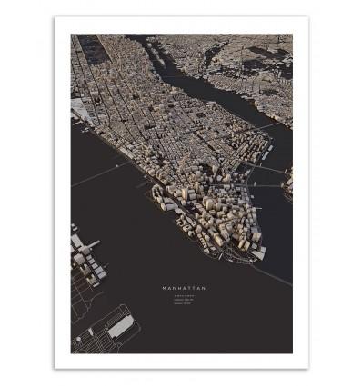 Manhattan Vertical - Luis Dilger