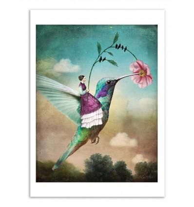 Art-Poster - Of Wands - Catrin Welz-Stein