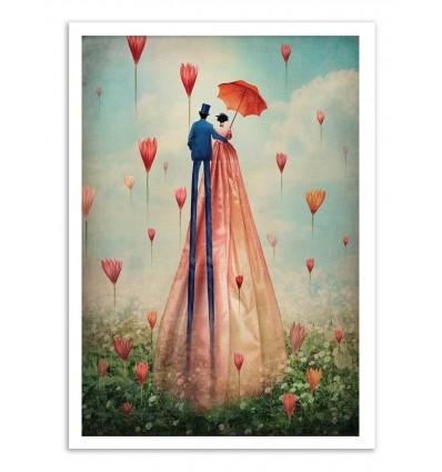 Art-Poster - Goodmorning - Catrin Welz-Stein