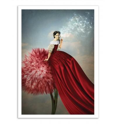 Art-Poster - Imagination - Catrin Welz-Stein