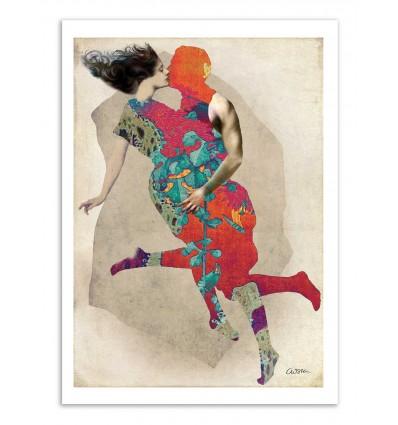 Art-Poster - Tango - Catrin Welz-Stein