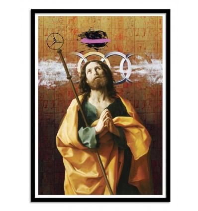 Art-Poster - Workship - José Luis Guerrero
