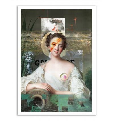 Art-Poster - Ziggy - José Luis Guerrero
