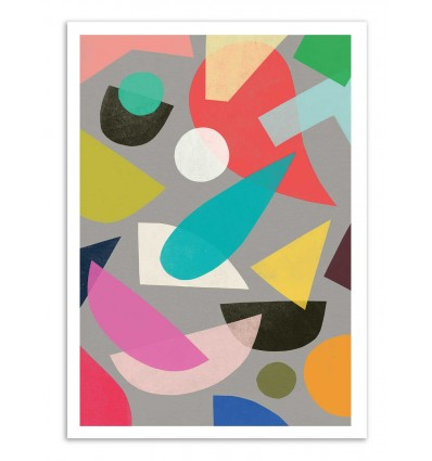 Art-Poster - Colored Toys - Garima Dhawan