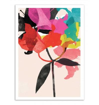 Art-Poster - Lily Version 3 - Garima Dhawan