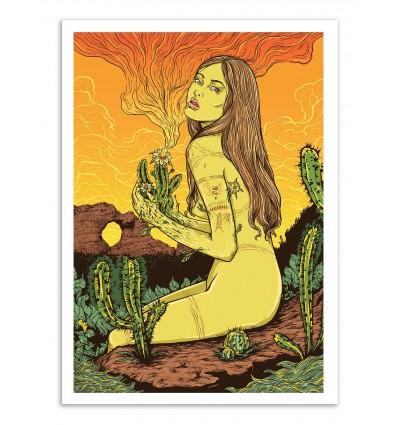 Art-Poster - Mandacaru - Andy Alvez