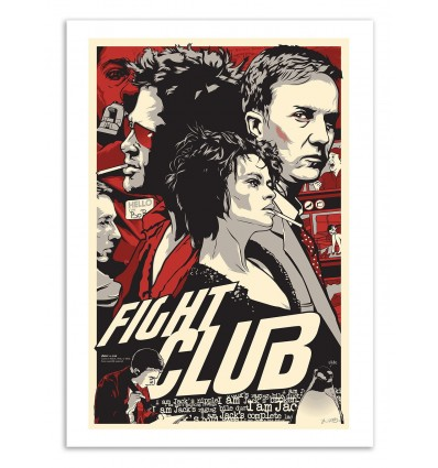 Fight Club -  Joshua Budich