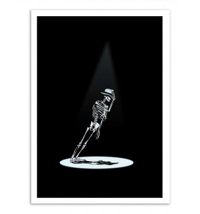 Art-Poster - Anti Gravity - Nicebleed