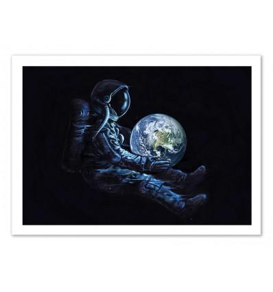 Art-Poster - Earth Play - Nicebleed