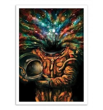 Art-Poster - Inhale - Nicebleed