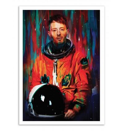 Art-Poster - Thom Yorke - Nicebleed