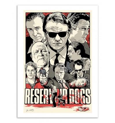 Reservoir dogs - Joshua Budich