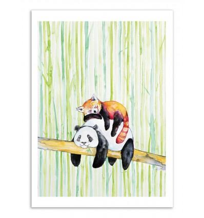 Art-Poster - Lullaby - Marc Allante