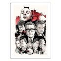 Art-Poster - Scorsese - Joshua Budich