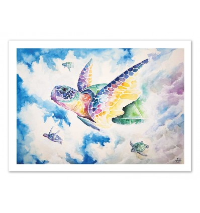 Art-Poster - Skyward - Marc Allante
