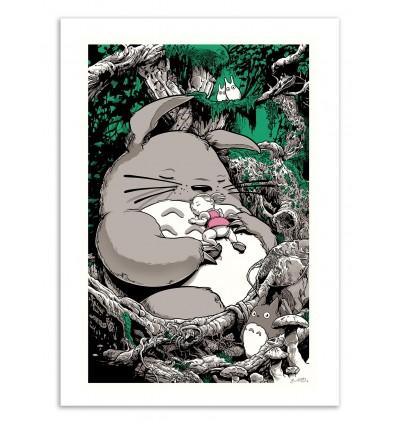 Totoro -  Joshua Budich