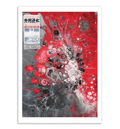 Art-Poster - Coevolve - Nishe