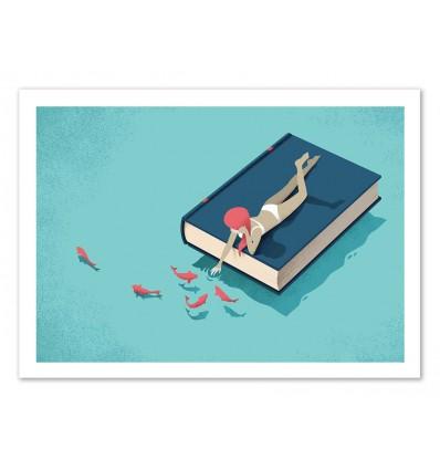 Art-Poster - Relaxing - Andrea de Santis