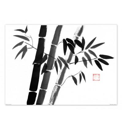 Art-Poster - Bamboo - Pechane Sumie