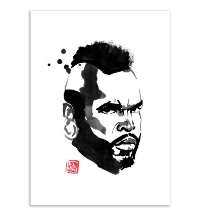 Art-Poster - Mr T - Pechane Sumie