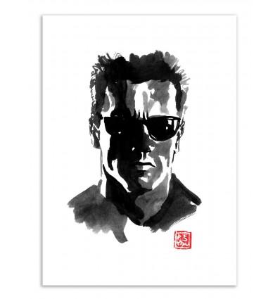 Art-Poster - Terminator - Pechane Sumie