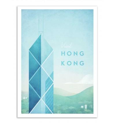 Art-Poster - Visit Hong Kong - Henry Rivers