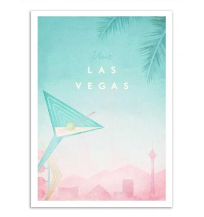 Art-Poster - Viva Las Vegas - Henry Rivers