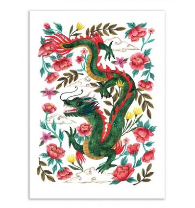 Art-Poster - Dragon - Ploypisut