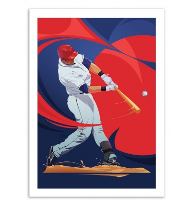 baseball Player - Nikita Abakumov