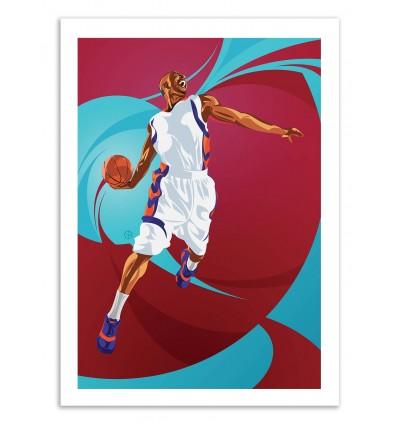basketball Player - Nikita Abakumov