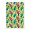 Art-Poster - Tropical Parrots Palms - Ninola
