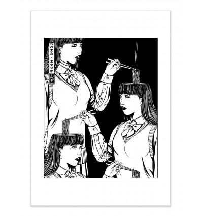 Art-Poster - Girls - Paiheme studio